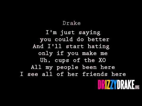 Drake Marvins Room Clean Lyrics