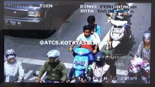 Viral Video Pelanggar Lalu Lintas Terekam ATCS