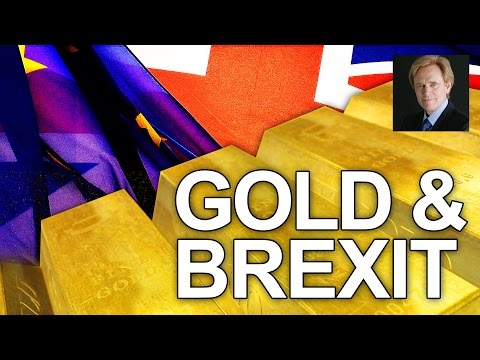 Gold Price Reaction To Brexit - What Next? Mike Maloney