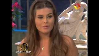 Loly Habló Sobre Su Separación De Rial En La Noche De Mirtha Legrand