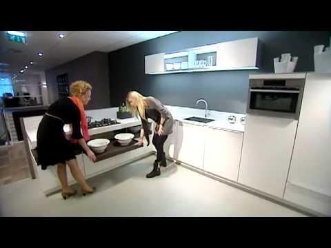Keukens videolike - Tape geleid keuken ...