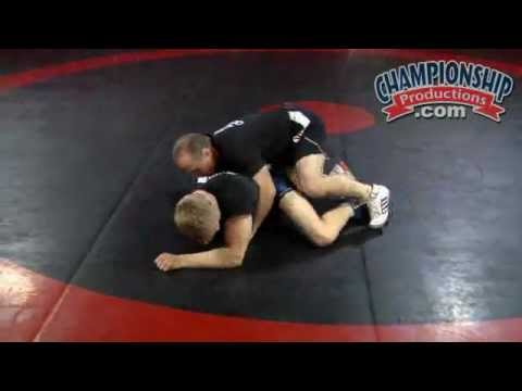 Combination Wrestling from the Top Position: Tilts and Leg Turns