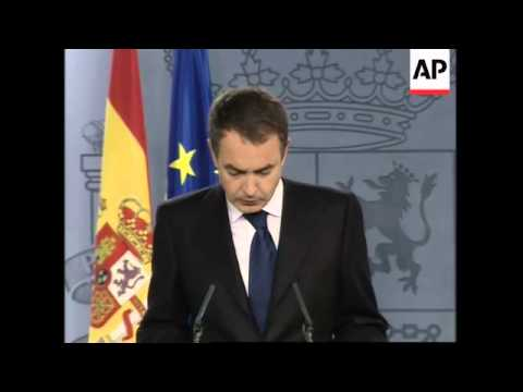 Spanish PM comments on officer dead after shootout with Basque separatists