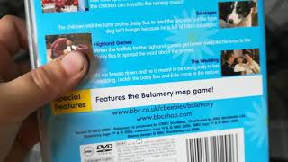 Balamory Daisy Bus Days UK Retail DVD Release