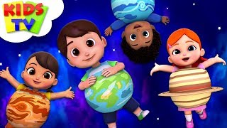 Planet Song | We Are The Planets | Boom Buddies | Kids Songs & Nursery Rhymes - Kids TV