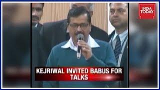 IAS Officers Meeting On In Delhi Slapgate, AAP Netas To Meet Top Cop Later