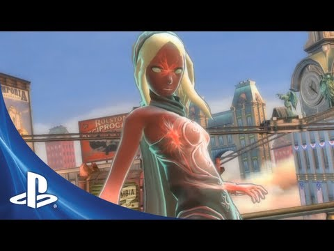 PlayStation All-Stars Battle Royale - Kat Trailer