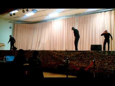 Wilberforce University Dawn Dance 2014:Alpha Phi Alpha, Xi Chapter