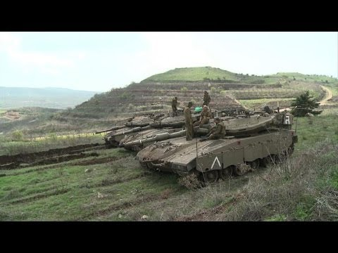 Israel bombs Syria army targets after Golan attack