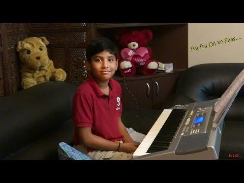 Pal Pal Dil ke Paas - Blackmail on Keyboard   Balu