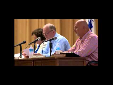 Peabody School Committee Common Core Report