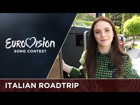 Francesca Michielin (Italy) is on her way to Stockholm