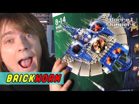 Мой Новогодний Подарок - Гунганская Подлодка - Brickworm