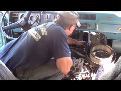 Part 2  Saved From The Crusher 1977 Chevy G 20 3/4 Ton Van Resurrectio