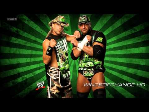 Wwe D-generation X 6th Theme Song break It Down are You Ready (2006) [hd & Download] video