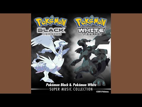 Pokémon Black & White - Gym Leader Battle! video