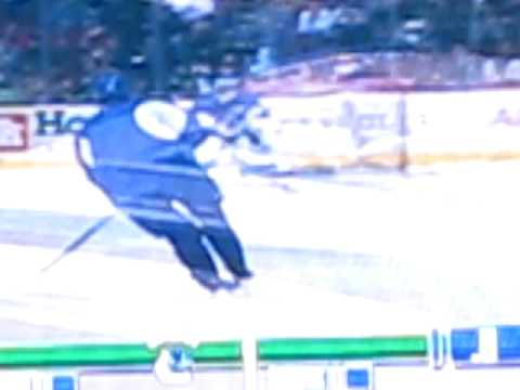 NHL Shootout - Henrik Sedin on Roberto Luongo Video