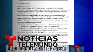 Escuelas de Chicago protegerán a sus alumnos inmigrantes | Noticias | Noticias Telemundo