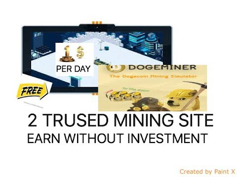 2 TRUSTED MINING SITE WITHOUT INVESTMENT