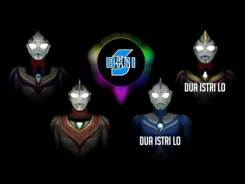 Bini Tiga - Ultraband ((Parody) Ultraman Tiga - Brave Love)