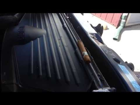 2001 Dodge Ram 1500 Evap emission system leak Cigar/Smoke test