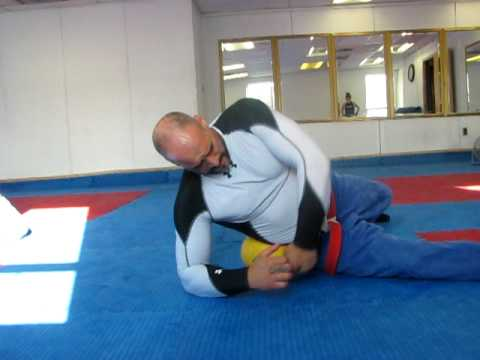 Shoot Wrestling drills without a partner Image 1