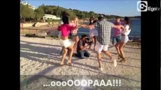 AROMA - Zorba's Dance - (Making Of Video Clip & Backstage)