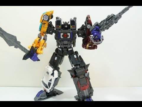 Rob A Reviews Fansproject Diesel (Intimidator)