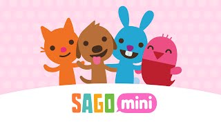 Sago Mini Roll Call - Everybody