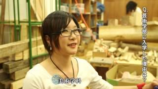 学部紹介・芸術学部 (2017年度入試用)