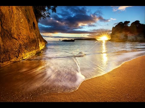 On the Beach Relaxing Inspirational Music Cinematic