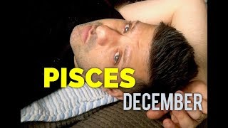 PISCES December 2017 Horoscope Tarot - ROMANCE | Omen | Career & Health