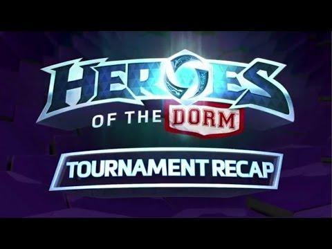 Heroes Of The Dorm: Championship Recap TL;DR