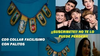 CD9 COLLAR FACILISIMO CON PALITOS