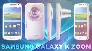Samsung Galaxy K Zoom video inceleme