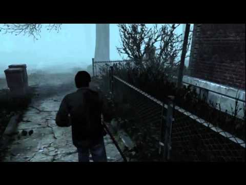 Silent Hill Downpour gameplay - Spoiler-free town exploration