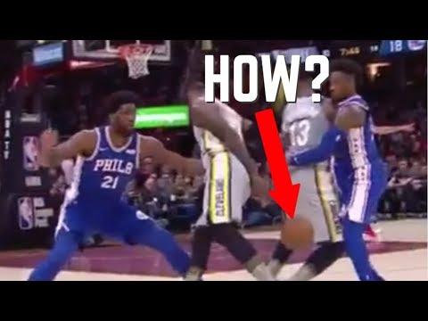 NBA HOW? Moments  ᴴᴰ