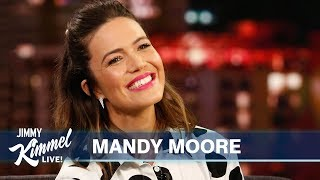 Mandy Moore on Hiking Mount Everest, Pete Buttigieg & This Is Us