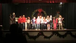 5th grade Christmas skit, very funny and good.  Nuttin for Christmas.....