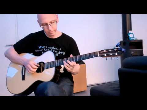Martin Carthy guitar cover Heroes of St Valerie