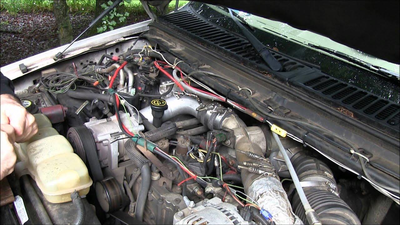 Overboost Annihilator Installation On A 7 3 Liter Diesel