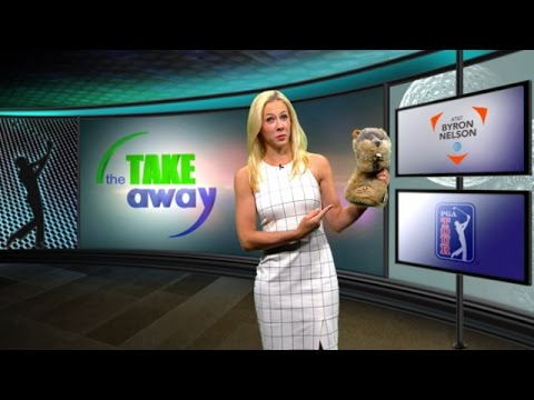 The Takeaway | Jordan Spieth climbs to T-2, critters came out to play