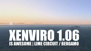 XEnviro 1.06 is AWESOME - Circuit at LIME - Bergamo | Xplane 10