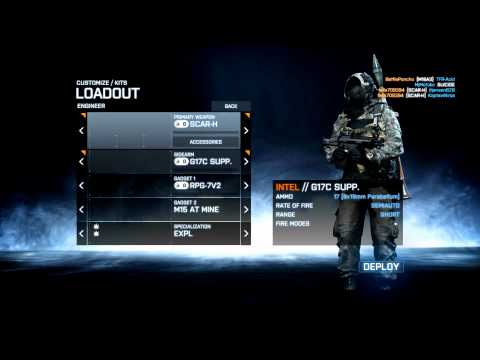 Battlefield 3 MP - Back to WookWook Post-Patch - Tehran Highway CQ (Why?)