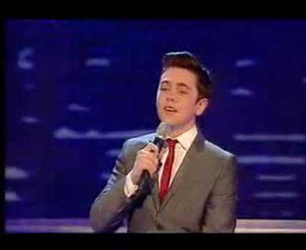 X-Factor 3 Live Show 7: Ray - The Way You Look Tonight