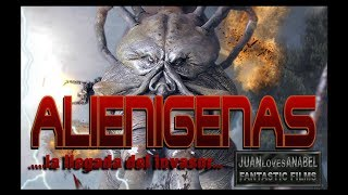 ALIENIGENAS -  trailer 2017 ,ciencia ficción - Aliens, Spanish sci fi movie