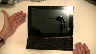 ASUS Eee Pad Slider Unboxing - Comparison with Eee Pad Transformer