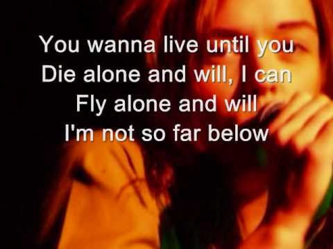 BRANDI CARLILE - UNTIL I DIE LYRICS