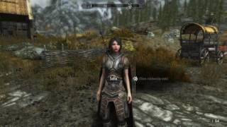 Skyrim Remastered Edition: Best Follower! Mod Showcase: Sophia fully voiced companion (Xbox One)