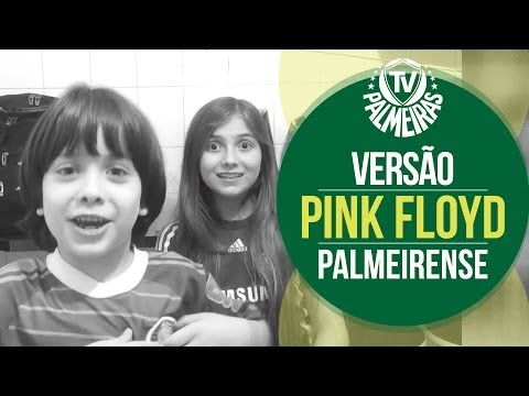 'green Floyd' - Versão Palmeirense Para 'another Brick In The Wall' video